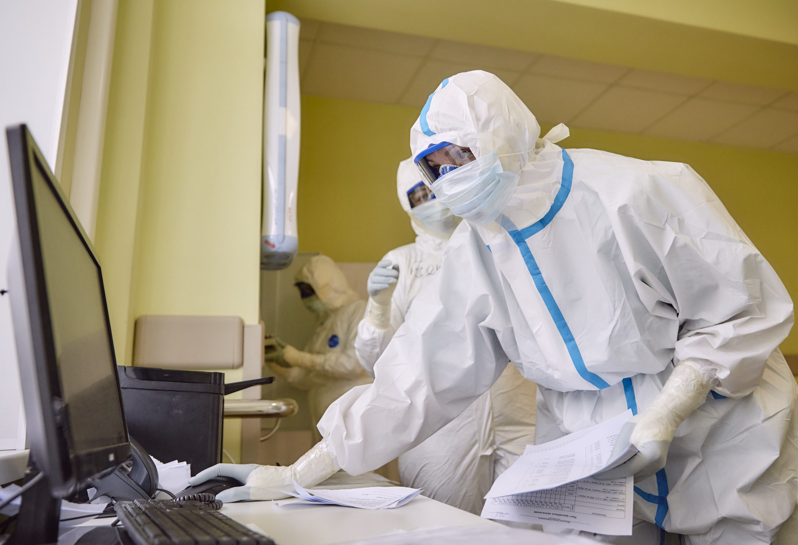 200 дополнительных коек для пациентов с коронавирусом развёрнуты в областном реабилитационном центре Твери