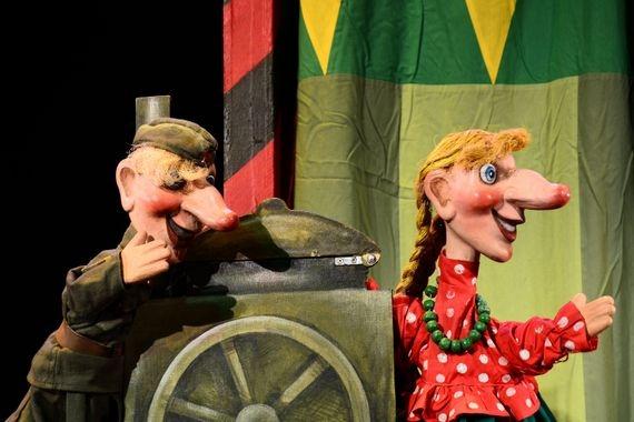 Тверской театр кукол запустил цикл онлайн-трансляций спектаклей о войне