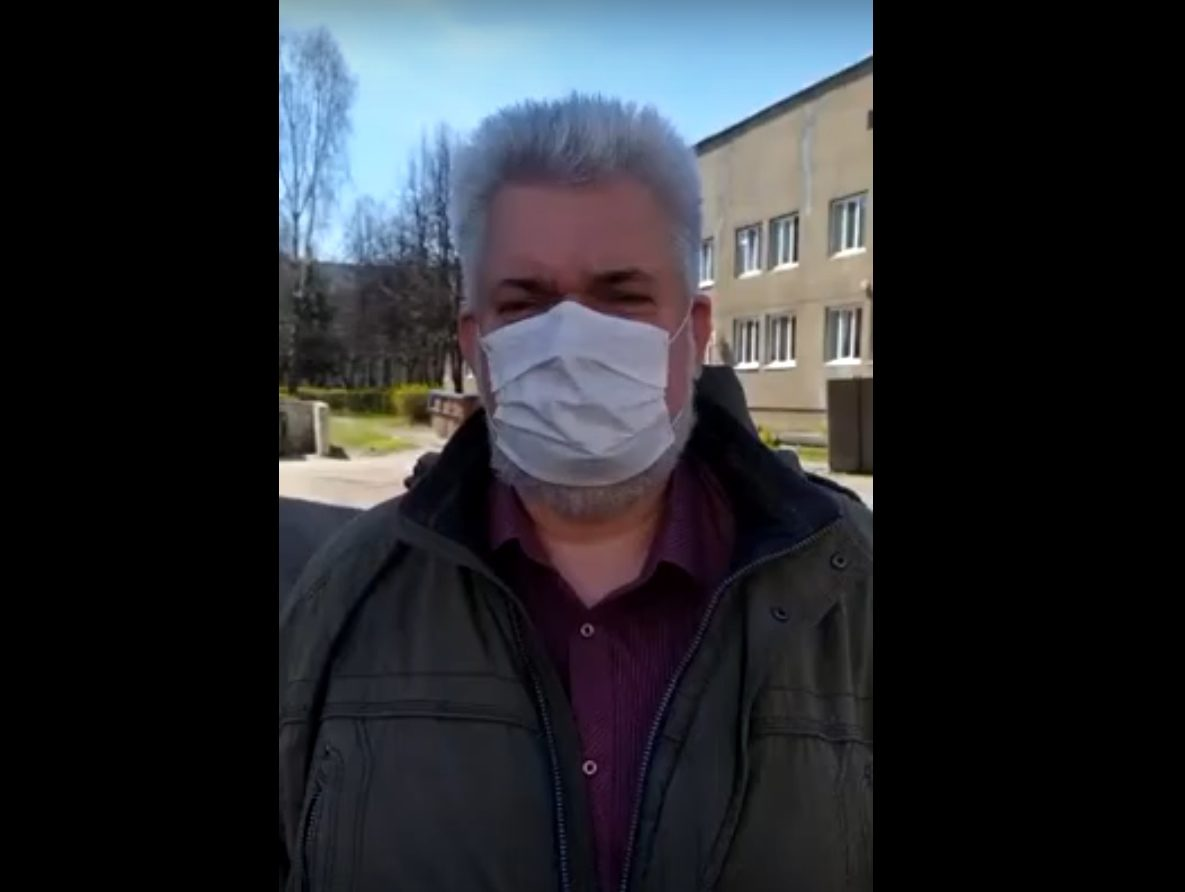 Владислав Толстов: объясняет почему #носитьмаскумодно