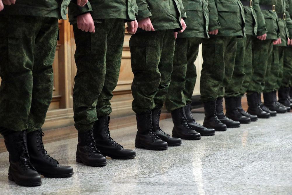 В Твери солдат сбежал из госпиталя