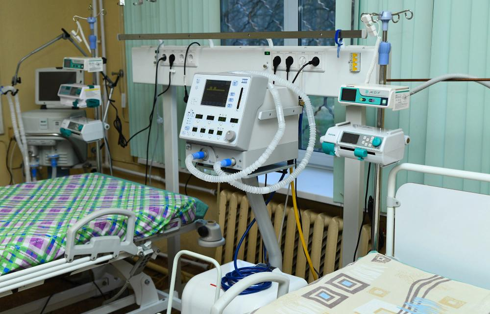 Губернатор рассказал о судьбе медоборудования после завершения пандемии