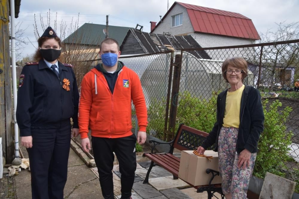 Автоинспекторы Конаковского района приняли участие в благотворительном марафоне