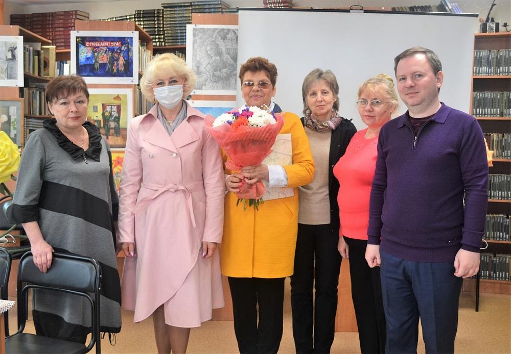 Библиотекарей города Конаково поздравили с профессиональным праздником