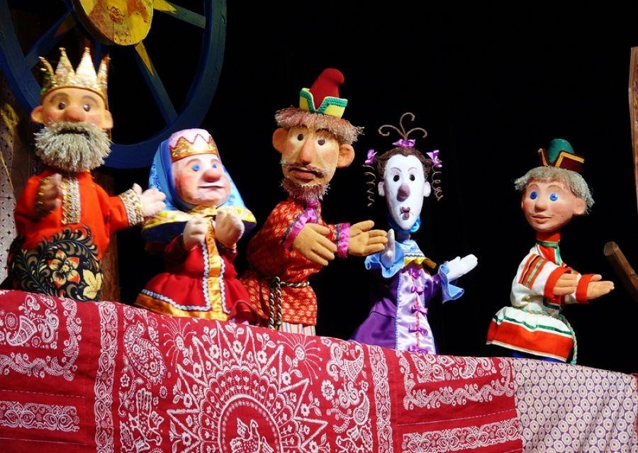 Жители Тверской области могут увидеть спектакли театров кукол всей страны