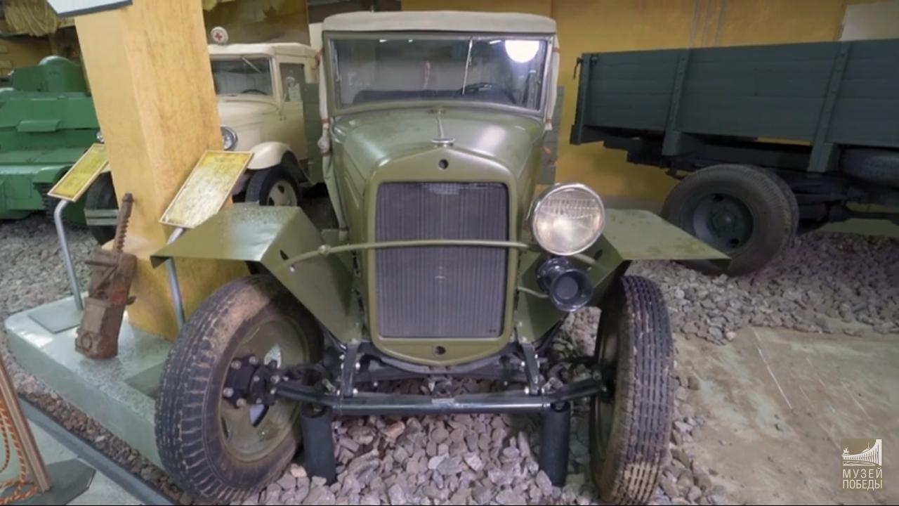 Жители Тверской области могут увидеть легендарные военные автомобили