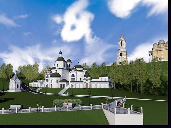 В Тверской области в рамках проекта осенью завершат благоустройство набережной