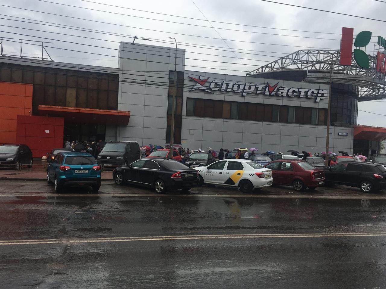 В Твери готовят к закрытию гипермаркет «Карусель»