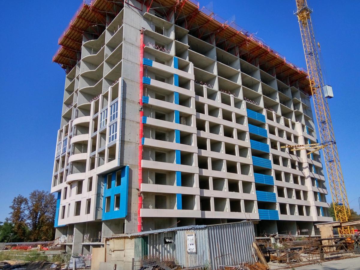 Тверской области построили 24 многоквартирных и 687 индивидуальных домов