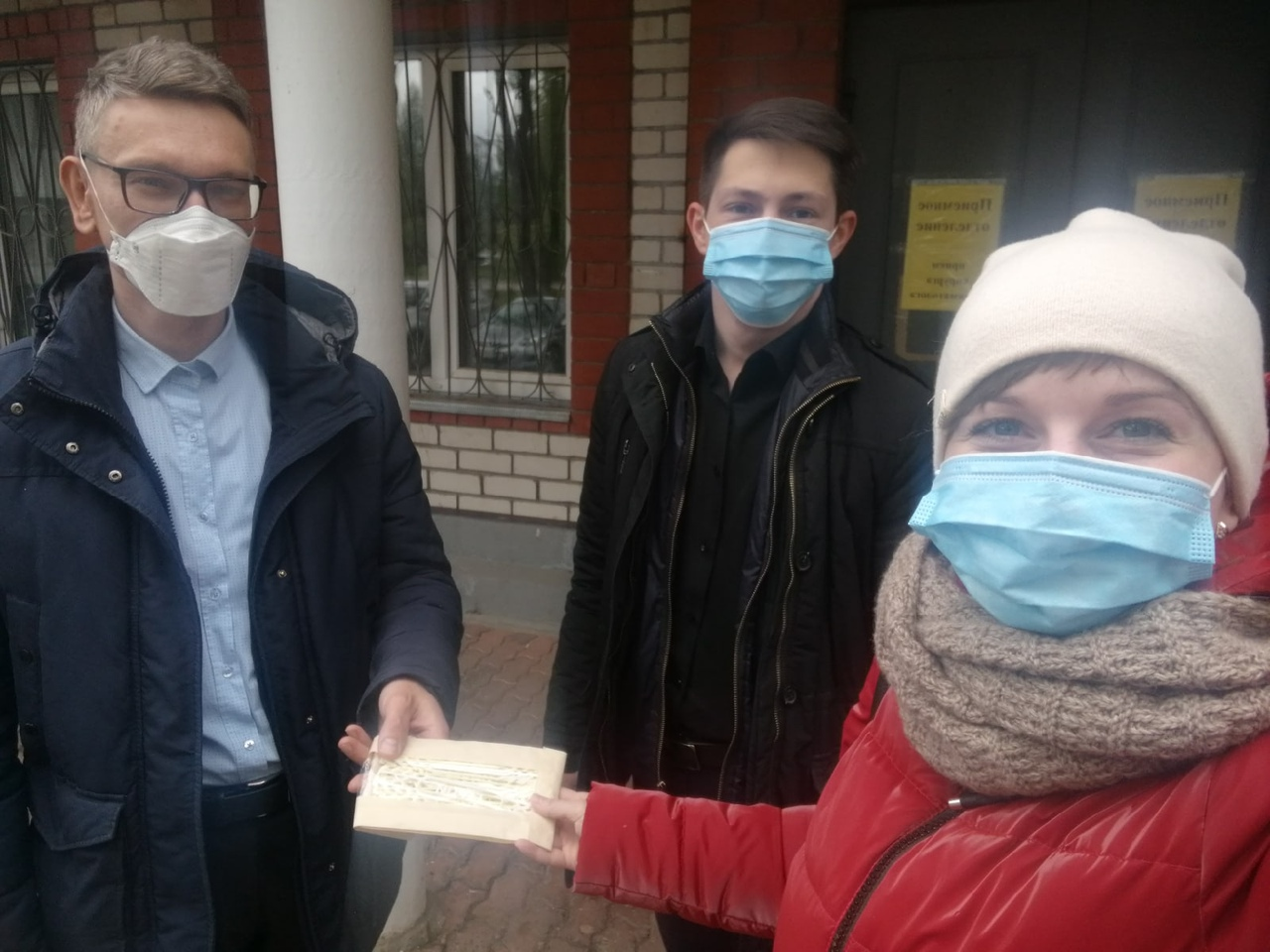 Тверской кванторианец сделал на 3D-принтере «заколки» для медицинских масок