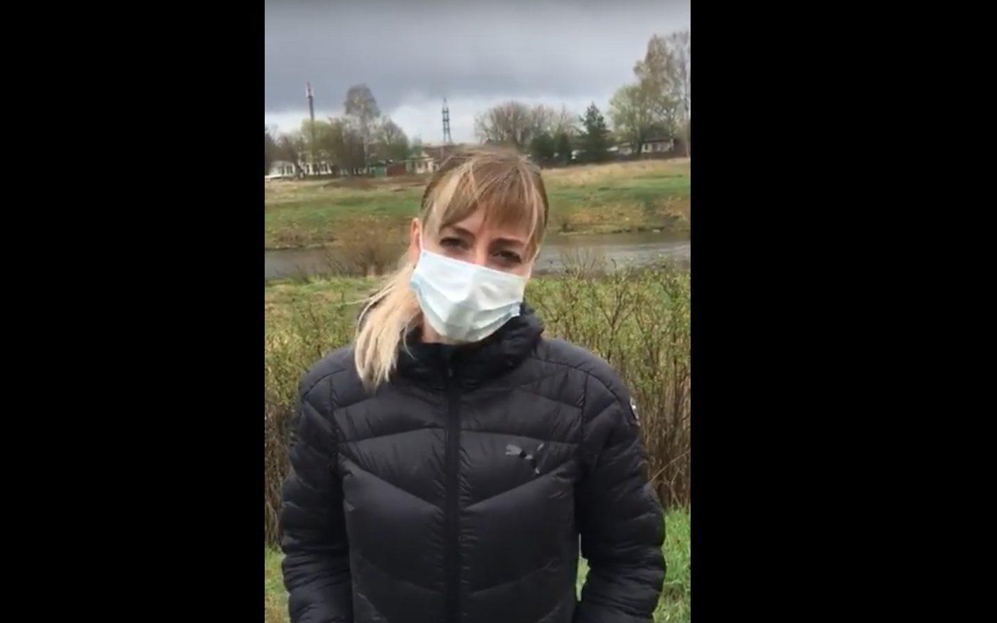 Анна Краснова рассказывает почему #носитьмаскумодно