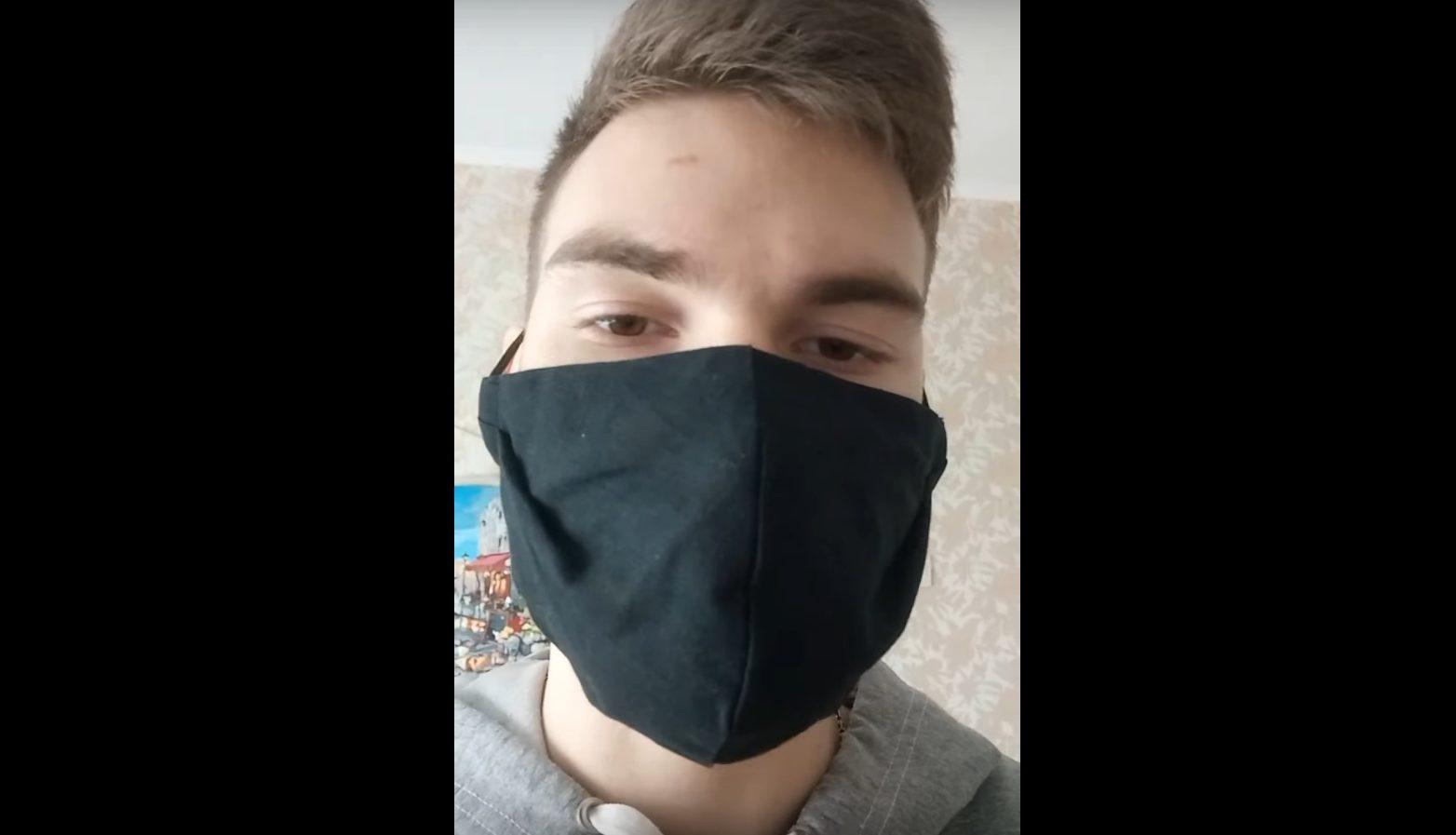 Владимир Викулов: убежден, что #носитьмаскумодно