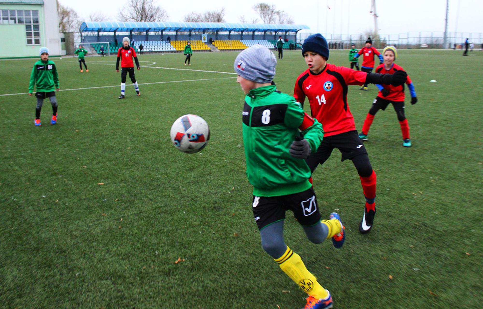 Большой футбол возвращается в Тверскую область