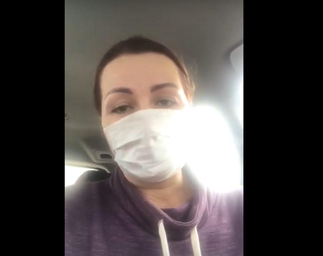 Батанова Марина уверена, что #носитьмаскумодно