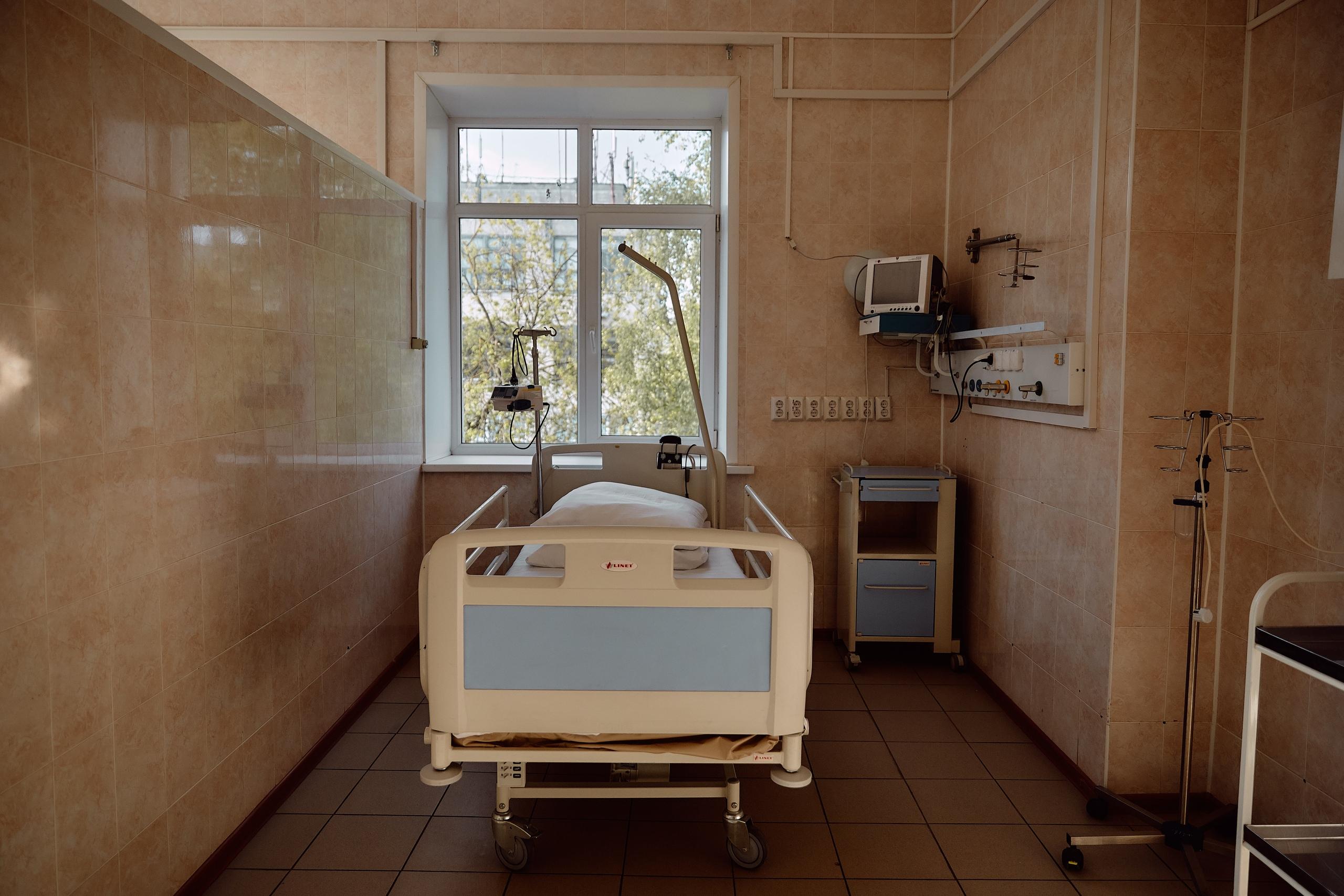 Новый инфекционный госпиталь для пациентов с коронавирусной инфекцией открыли в Твери