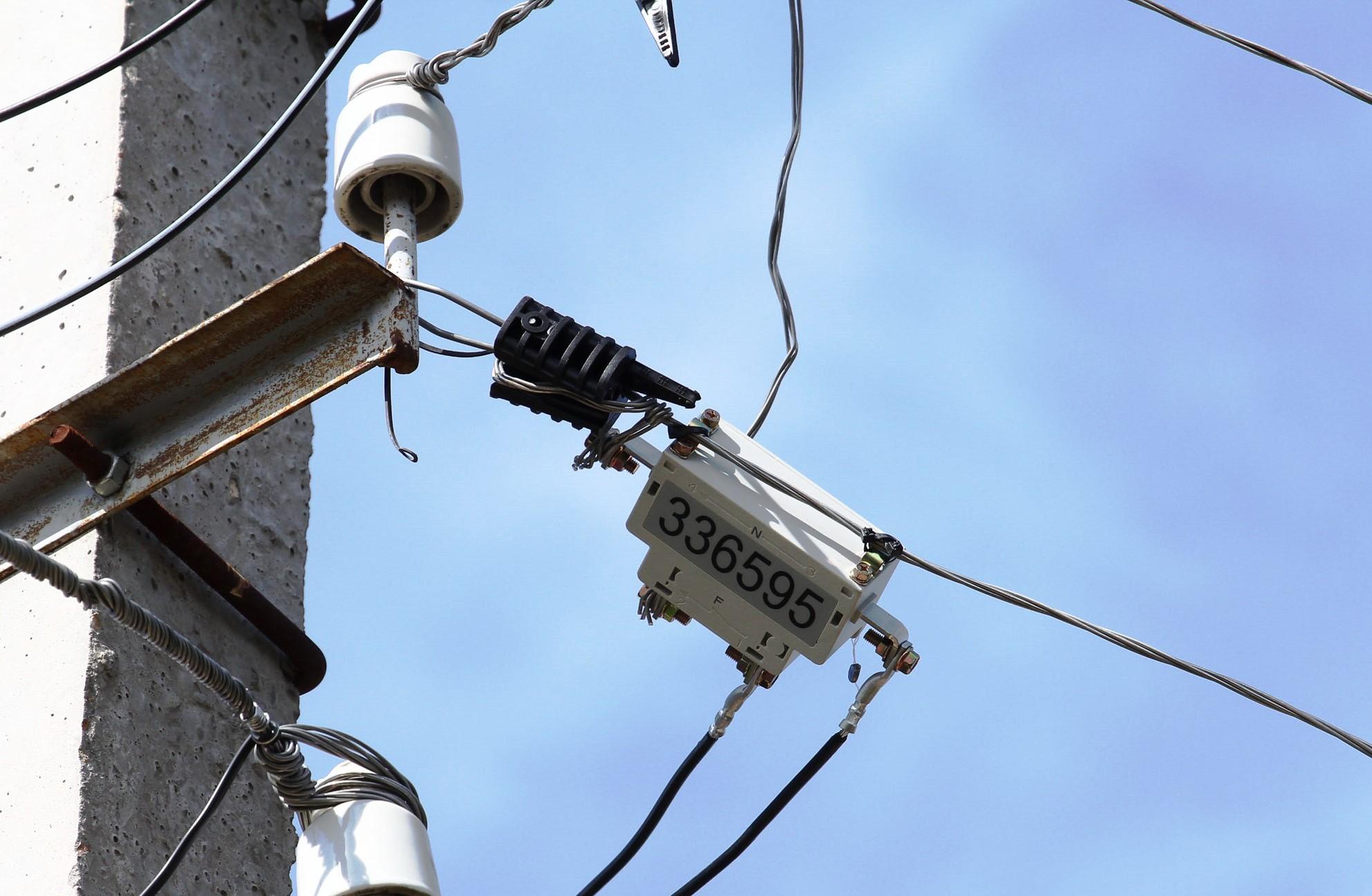 В 20 регионах страны в течение года установят более 135 тысяч приборов интеллектуального энергоучета