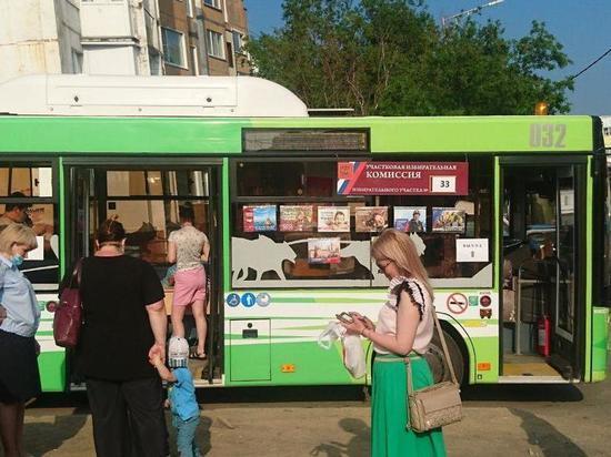 В Твери разоблачили фейк о голосовании в автобусе