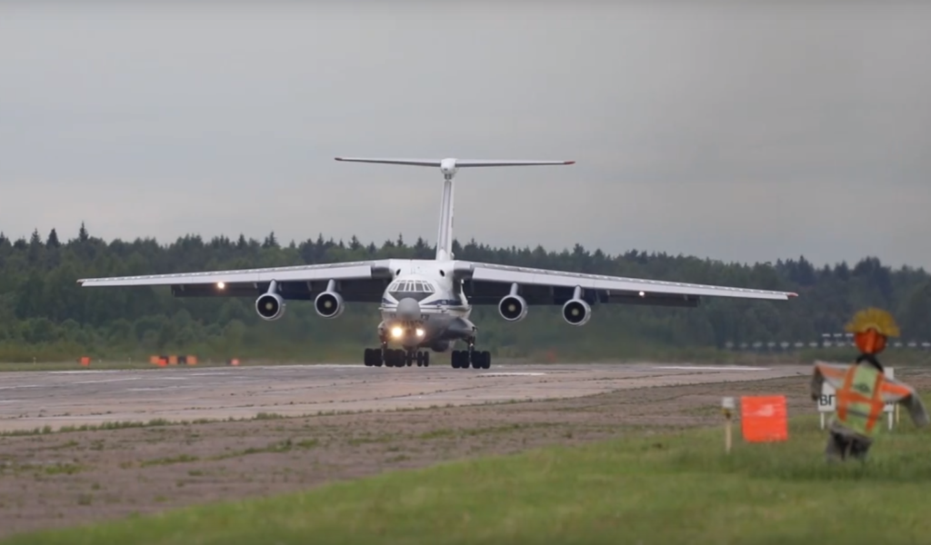 На аэродроме Мигалово в Тверской области прошли первые летние учения