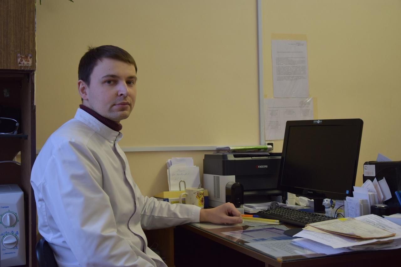Дмитрий Исаев: С каждым годом увеличивается объем медицинской помощи