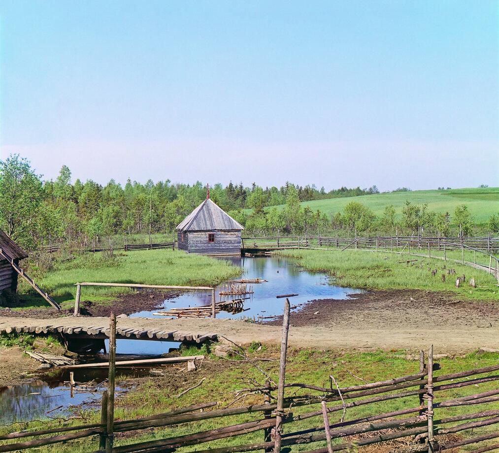 Как Прокудин-Горский искал исток Западной Двины, а краеведы - Прокудина-Горского