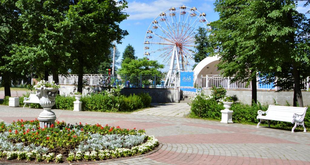 В Твери открывают зоны отдыха и включают фонтаны