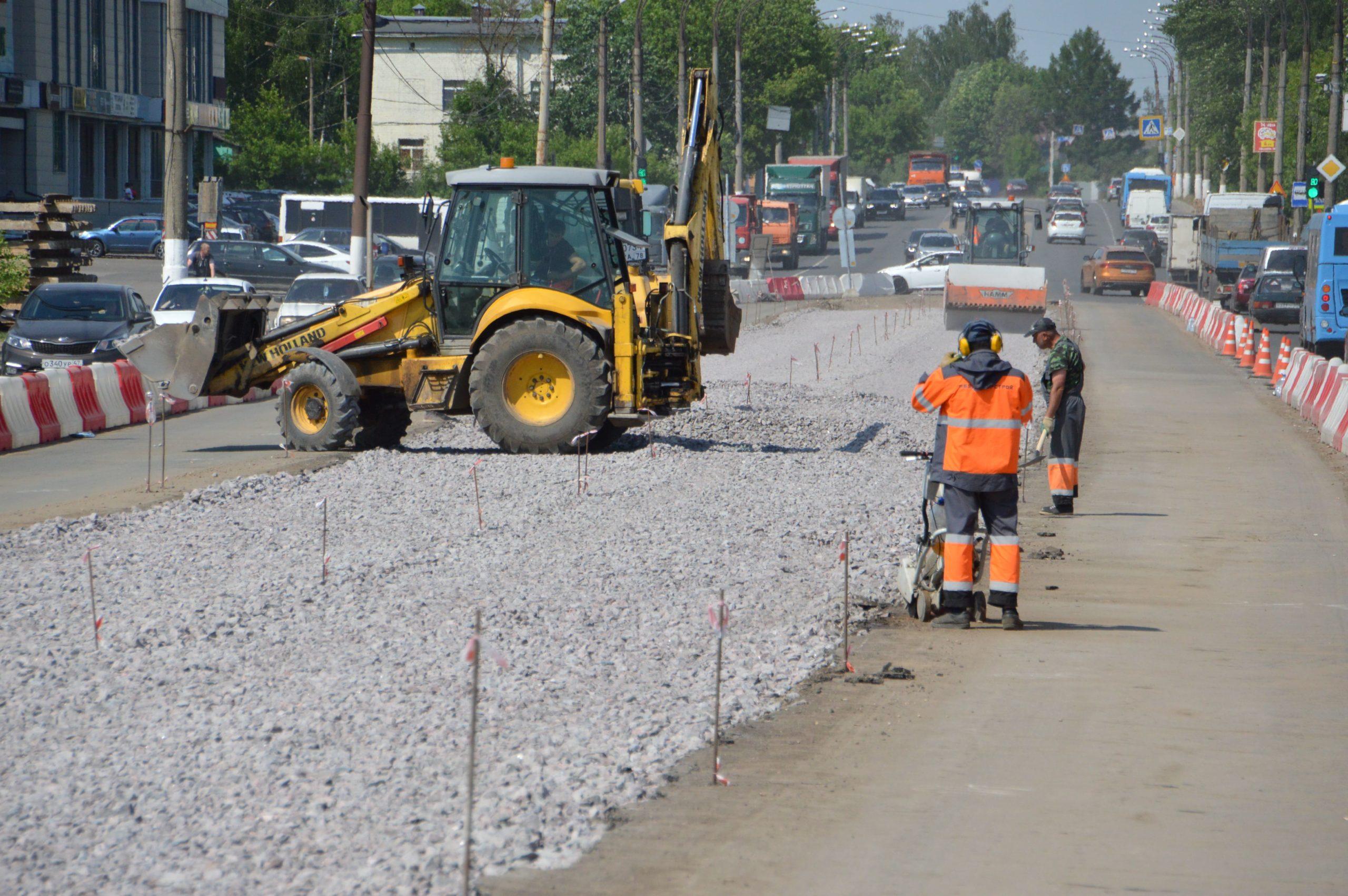 В Твери определили подрядчика на ремонт 28 городских улиц