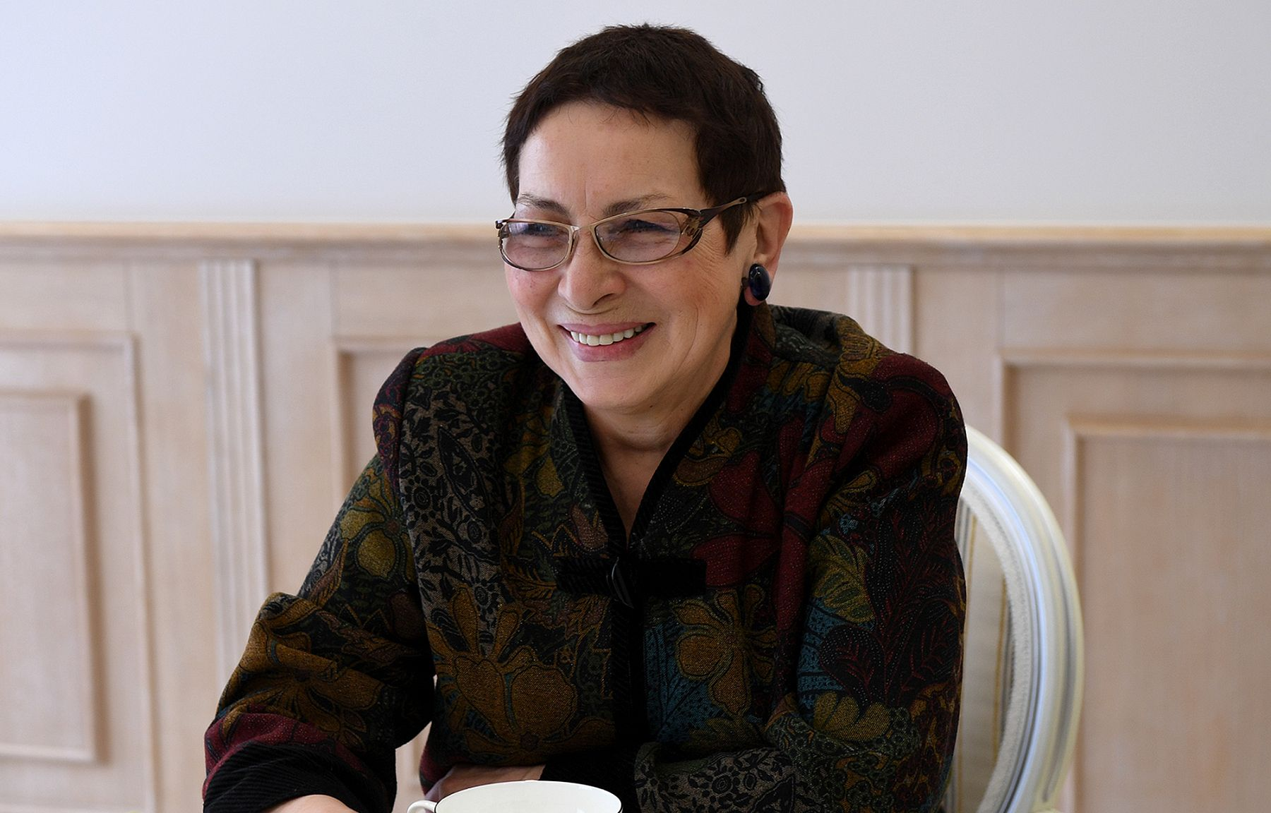 Директор Тверской картинной галереи Татьяна Каюкина вошла в новый состав Общественной палаты РФ