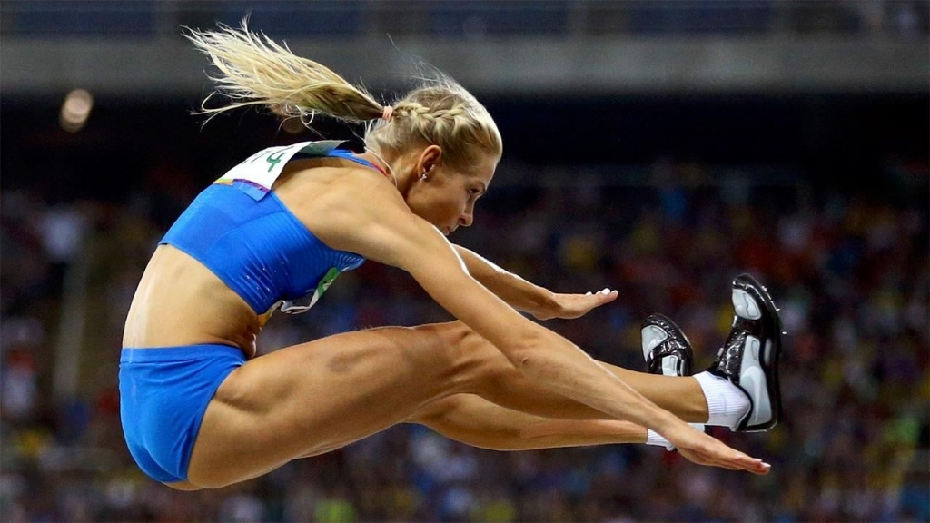 Чемпионат и первенство по прыжкам в длину проходит в Тверской области