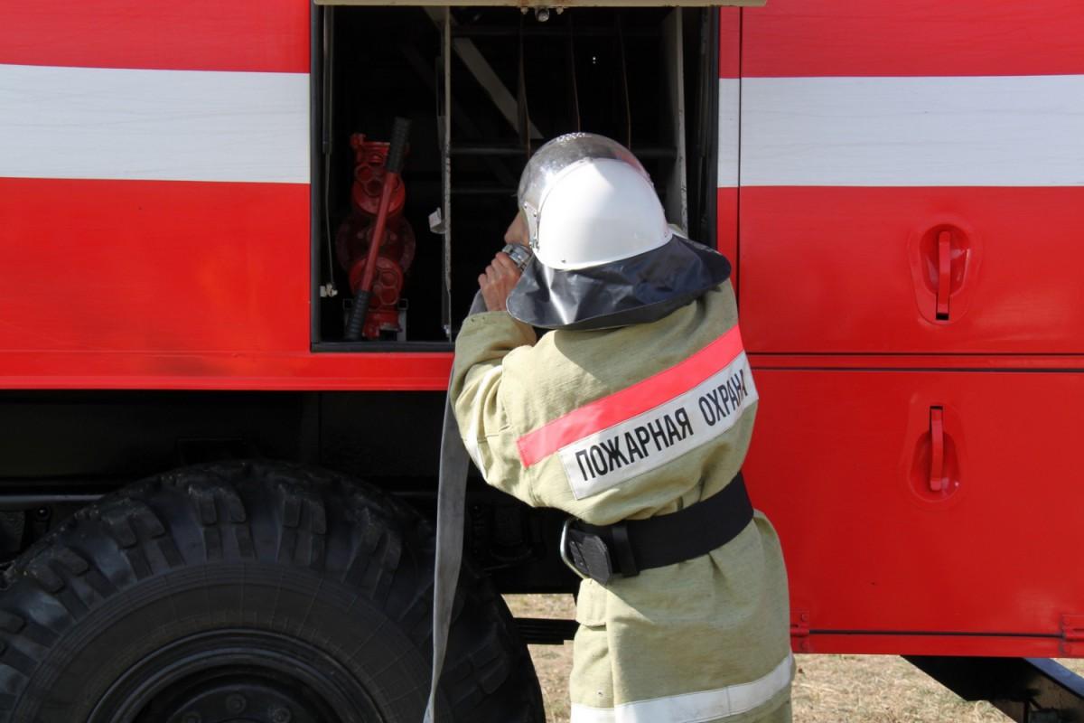 В Ржевском районе рассказали о противопожарной безопасности