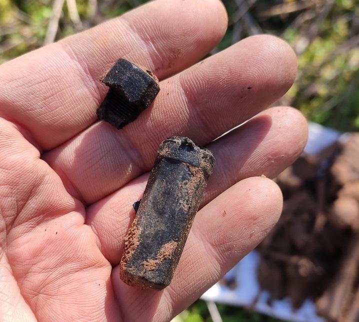 В Тверской области в овраге нашли солдатский медальон