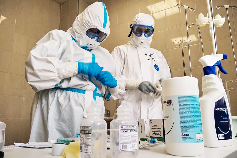 В Тверской областной больнице испытывают новый препарат для лечения коронавируса