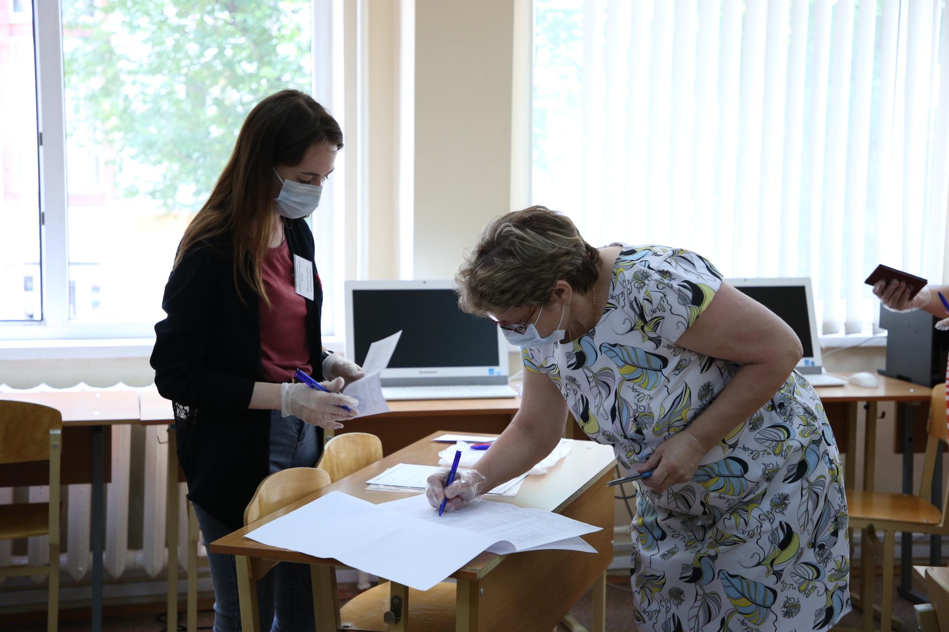 Общественные наблюдатели в Твери: голосование проходит штатном режиме