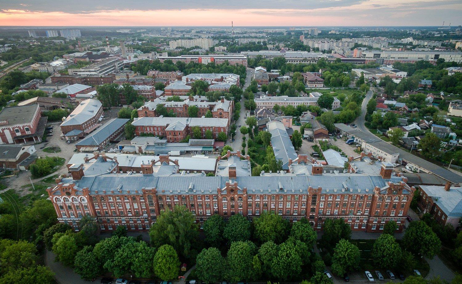 Строительство домов для переселения жителей Морозовского городка Твери планируют начать в 2020 году