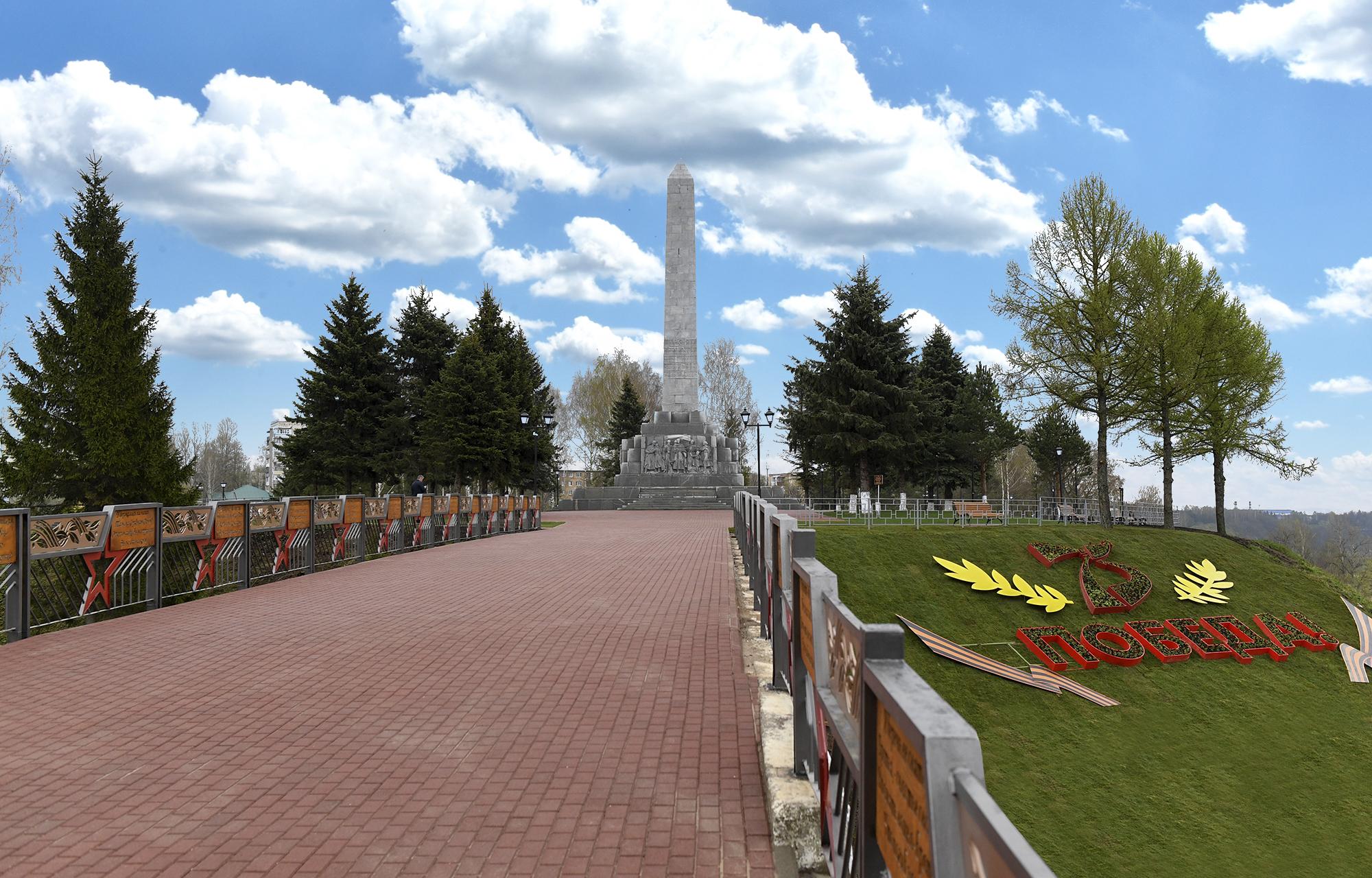 Игорь Руденя поздравил ржевитян с Днём города