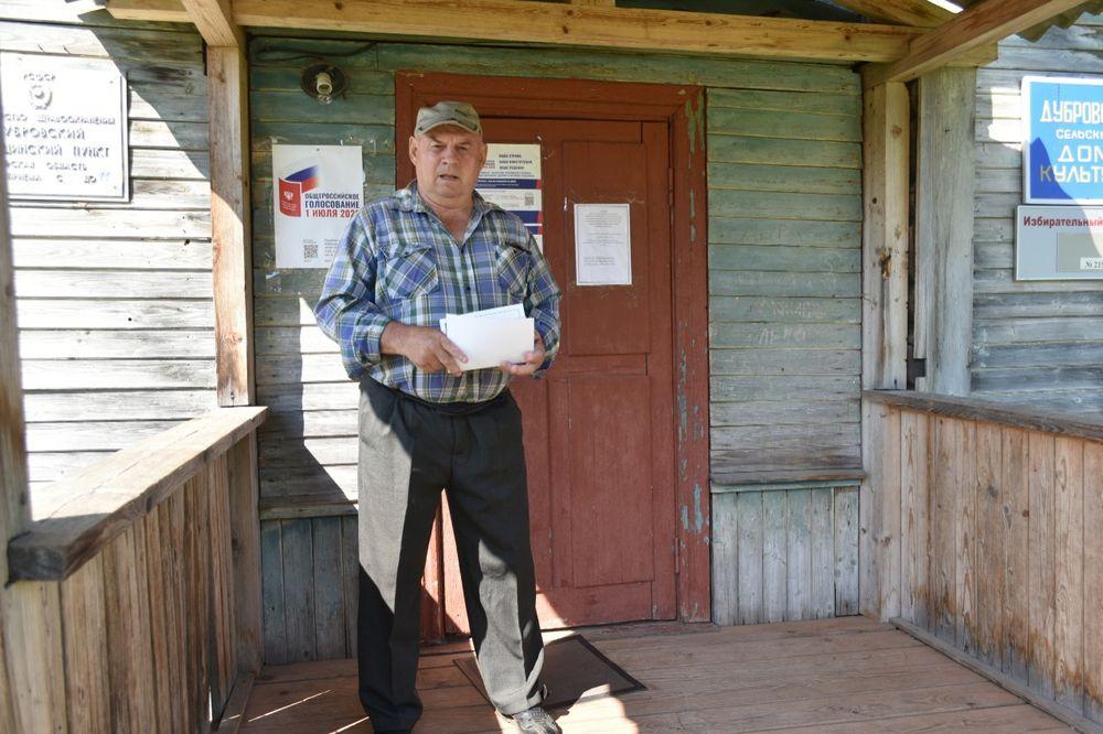 Вячеслав Быков: Я голосовал ради будущего своих внучек