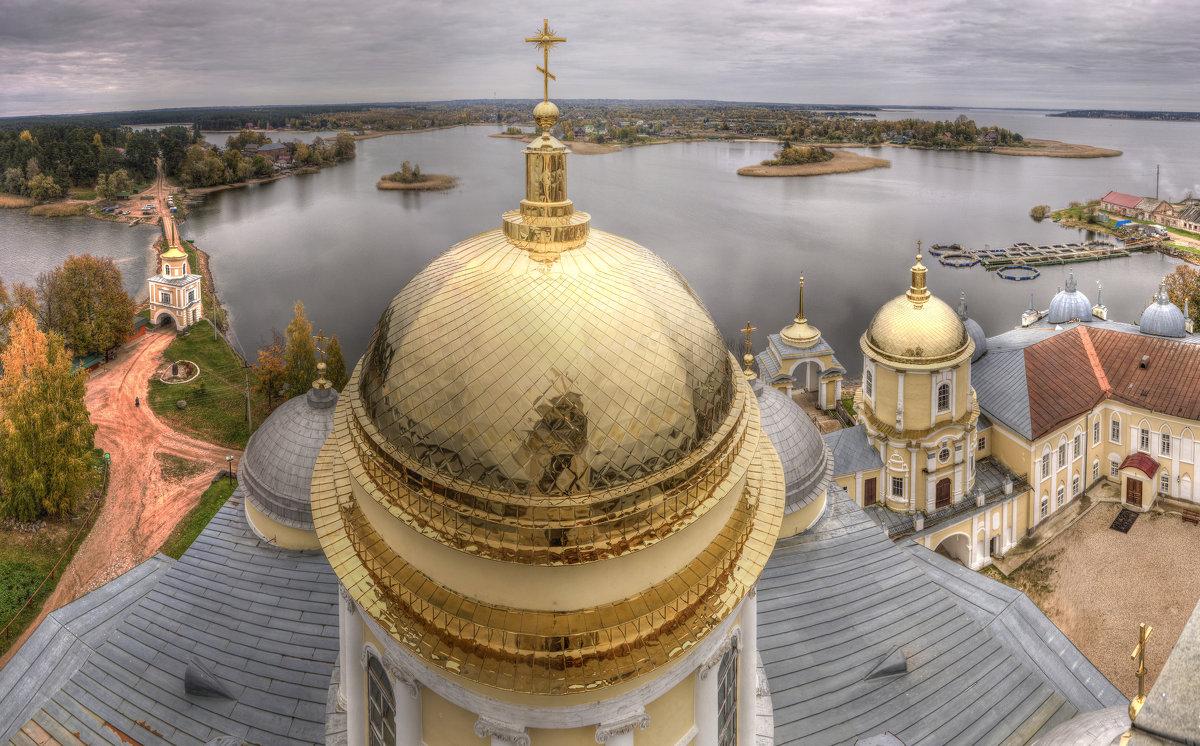 Нило-Столобенская пустынь в Тверской области открылась для паломников