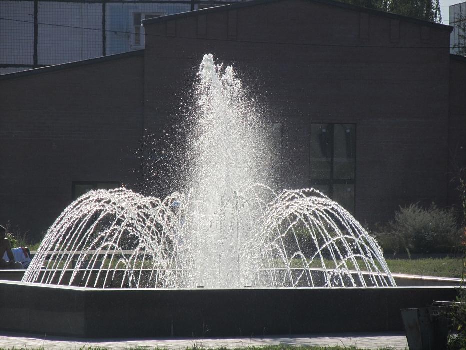 В Тверской области посвятили песню фонтанам