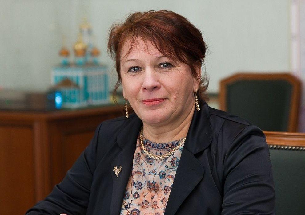 Наталья Рощина: «В разговорах об отчуждении территорий будет поставлена точка»