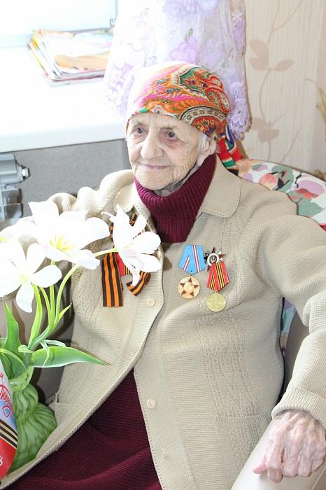 История одного ветерана: Мария Макарова осваивала азы сестринского дела в военном госпитале