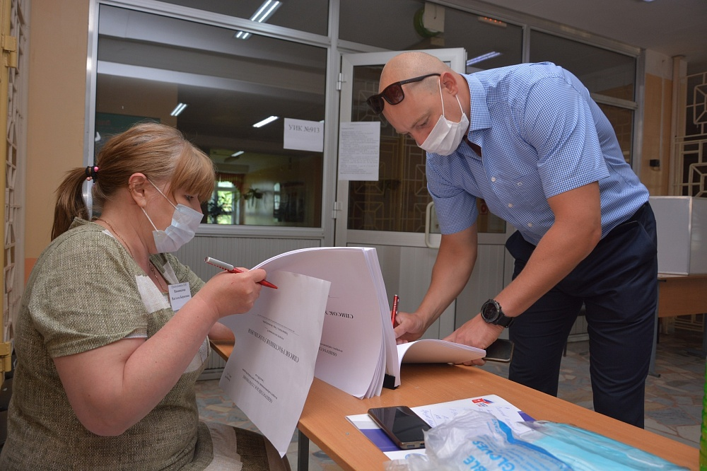 Андрей Дмитриев: Необходимо опираться на поддержку избирателей