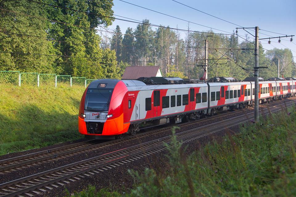 В Тверской области появились санитайзеры в пригородных поездах