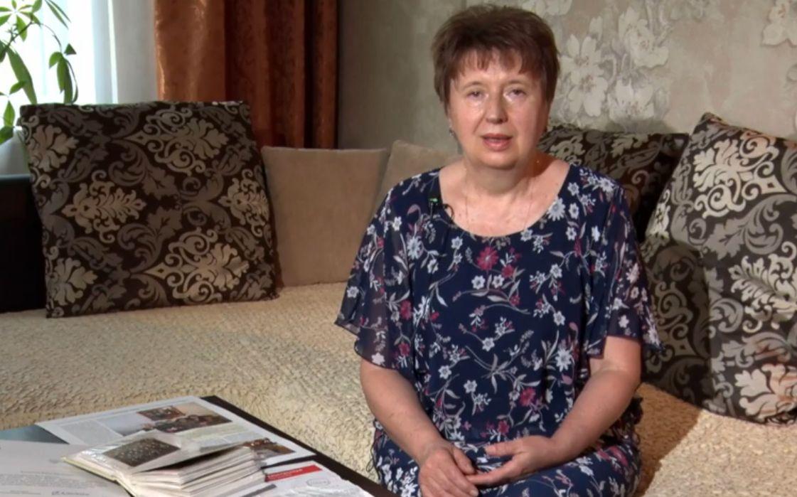 Дочь ветерана Великой Отечественной войны рассказала, почему важно сохранять целостность страны