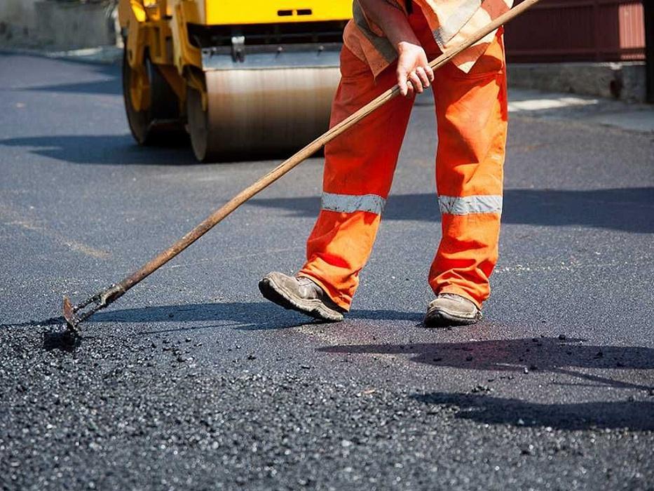 В Тверской области ударными темпами движется ремонт дорог