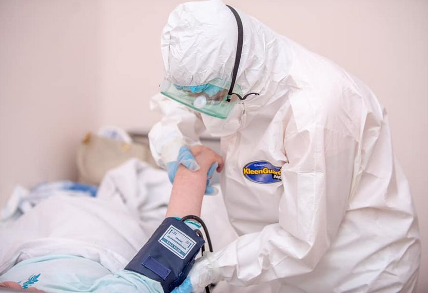 Статистика распространения коронавируса в Тверской области за 27 июня