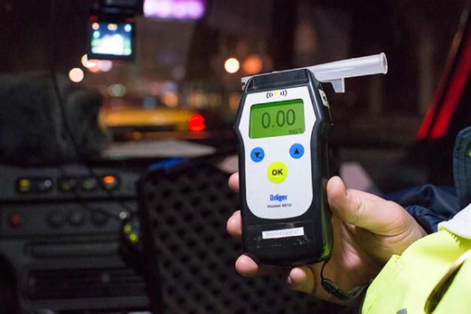 За выходные в Тверской области поймали 60 пьяных водителей