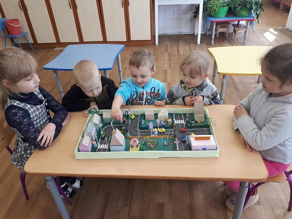 «Безопасное лето» устроили для воспитанников детского сада в Тверской области