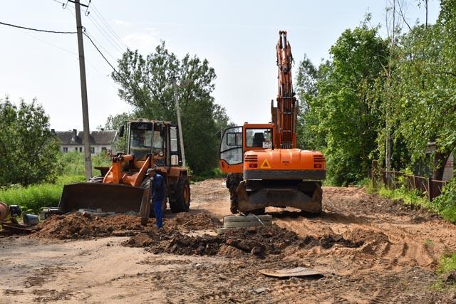 Ремонтно-строительные работы автодорог проходят в Тверской области