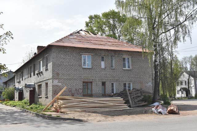 Масштабные работы по капитальному ремонту проходят в Тверской области