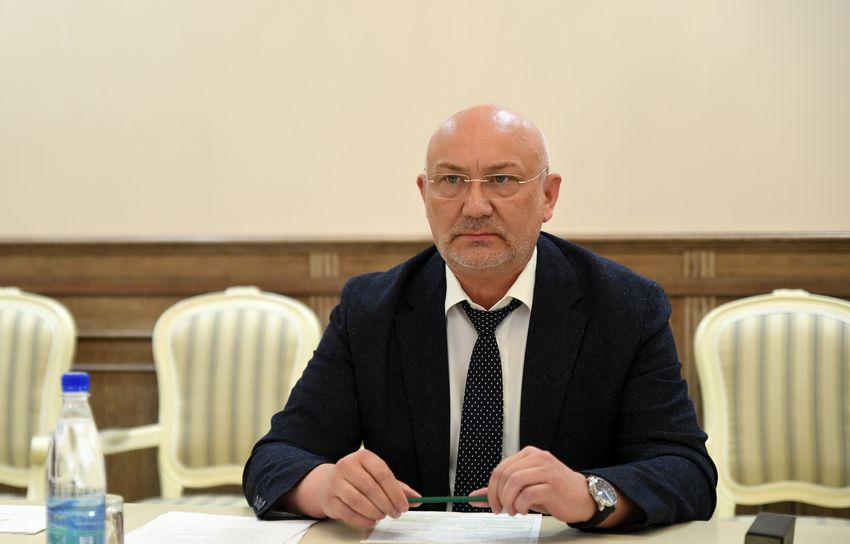 Игорь Руденя провел рабочую встречу с главой Осташковского городского округа