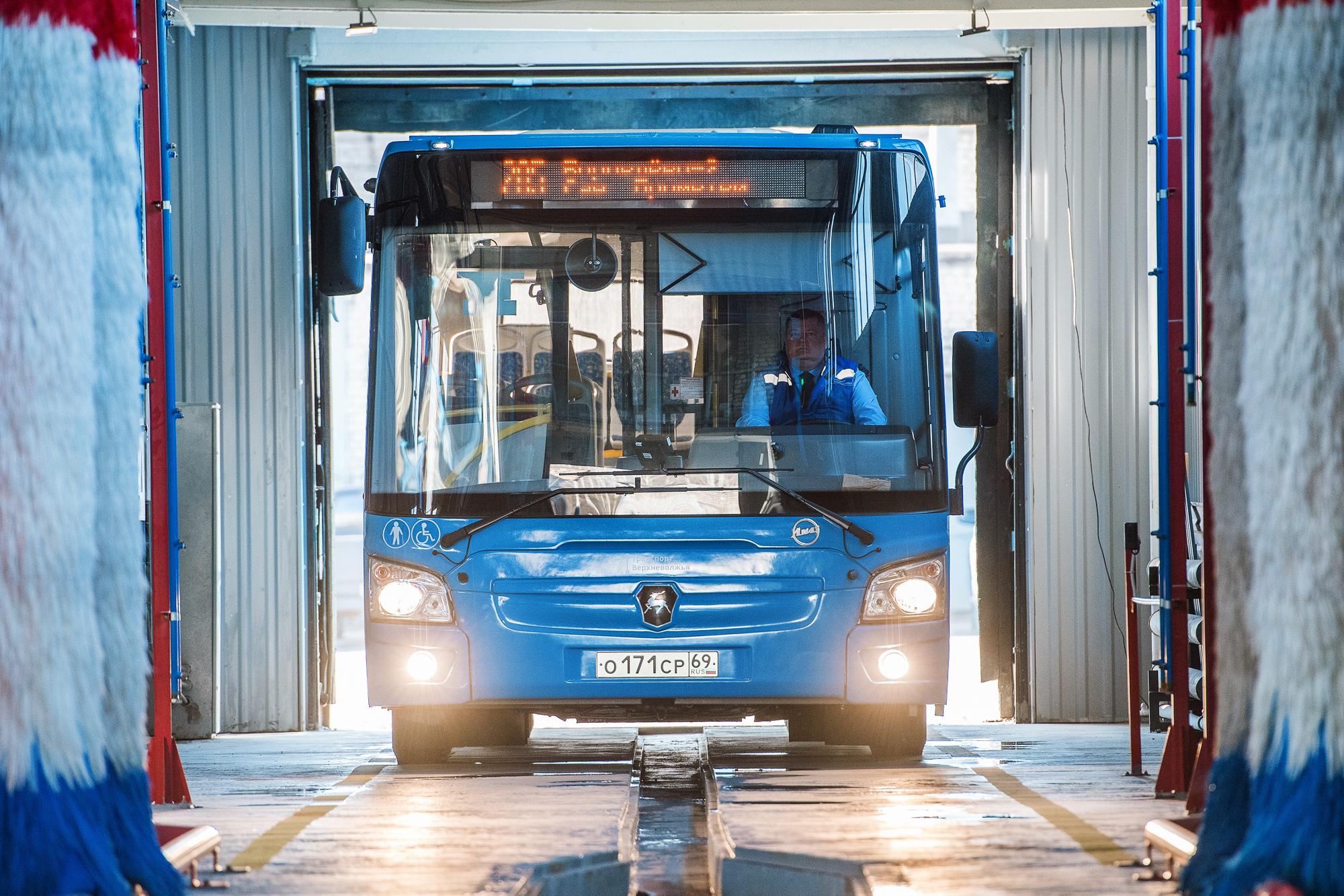 Регионы ЦФО будут перенимать опыт Тверской области по внедрению модели пассажирских перевозок