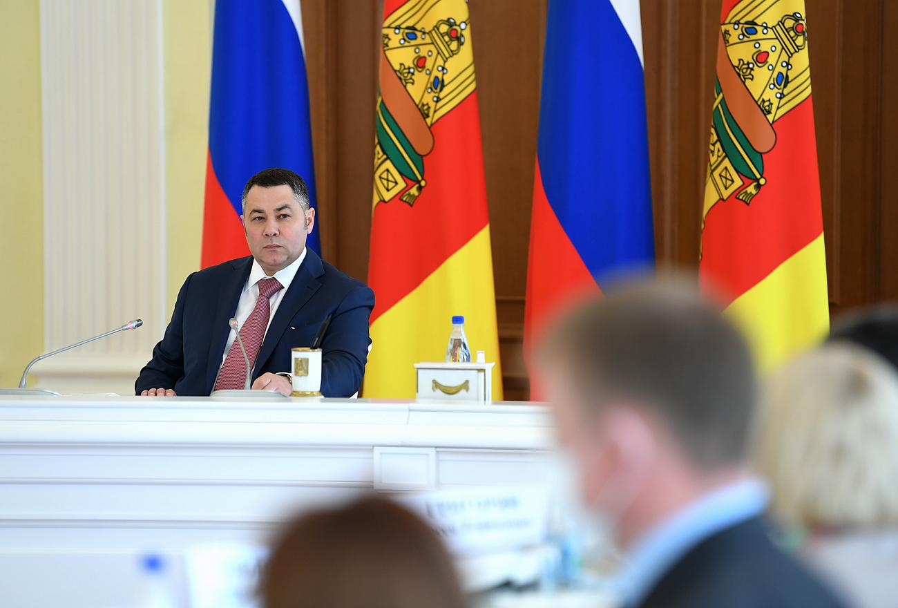 В Тверской области для Кашинской ЦРБ закупили передвижную дизельную электростанцию